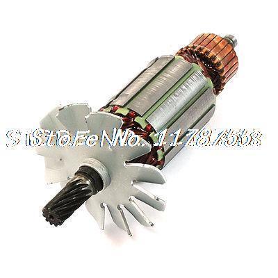 цена на Impact Drill 11 Teeth Shaft Motor Rotor AC 220V for Hitachi C7 Circular Saw
