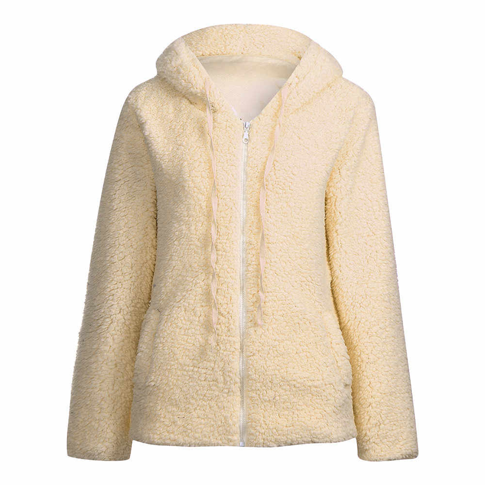 54dabbfeb Detail Feedback Questions about KANCOOLD Autumn 2018 Fuzzy Jacket ...
