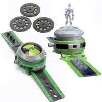 Ultimate Omnitrix Ben 10 Toys Projector Watch Action Figure Ben10 Wrist Watch