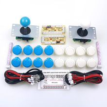 New Family Professional Classic Video Game Console Genuine Sanwa Buttons Sanwa Joysticks PC Encoder Boards White