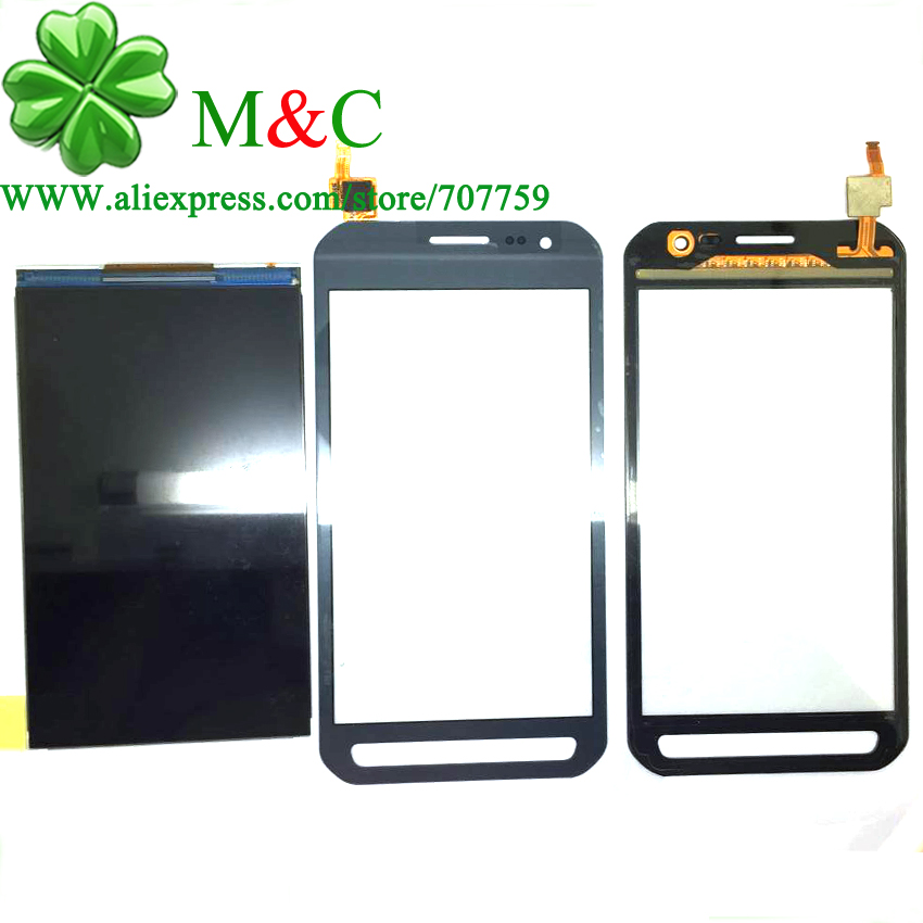 OGS G388 LCD Touch Panel For Samsung Galaxy Xcover 3 SM-G388F G388F G388 LCD Display Touch Screen Digitizer Panel by Post