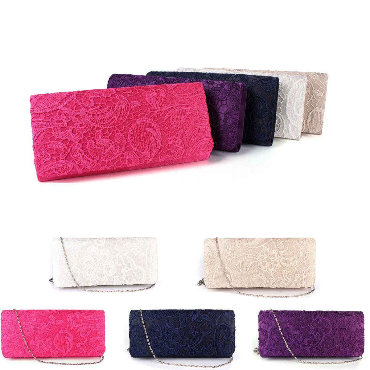 Aliexpress.com : Buy AEQUEEN Bridal Wedding Satin Evening Bags ...