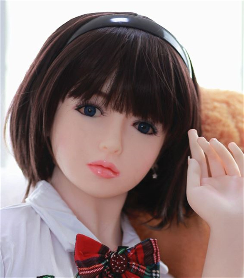 2018 JYdoll Realistic Silicone Love <font><b>Doll</b></font> Head Oral <font><b>Sex</b></font> Toy <font><b>Sex</b></font> Tools For Men TPE Sexdolle Head For <font><b>130cm</b></font> To 170cm <font><b>Doll</b></font> image