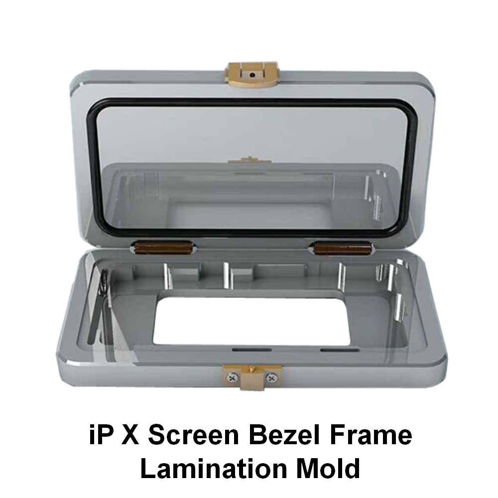 iphone x bezel frame lamiantion mold (11)