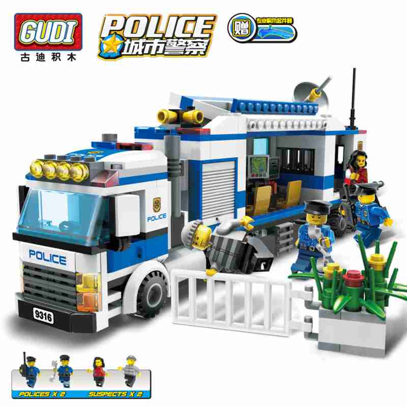 lego city police jeux video. Black Bedroom Furniture Sets. Home Design Ideas