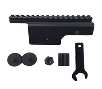 Hotsale New Gen 4 Point Locking Deluxe M14 M1A Scope Mount MNT 914V2 Tactical Rail System