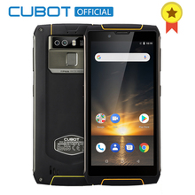 Cubot King Kong 3 IP68 Waterproof Shockproof Smartphone 5.5'' Android 8.1 4GB 64GB MT6763T Octa Core 9V/2A NFC 18:9 Mobile Phone