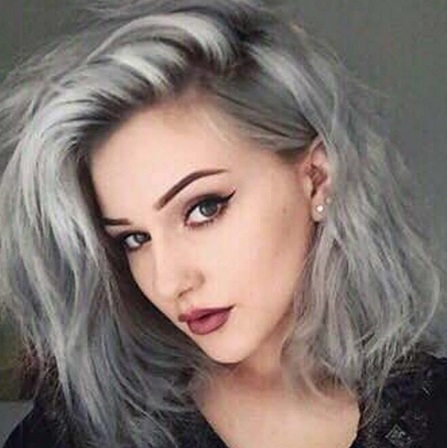 Nice Light Gray Hair Cream Color Easy Temporary DIY Super Dye In Hair Color From  Beauty U0026 Health On Aliexpress.com | Alibaba Group Great Ideas