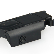 PPT Arrvial Тактический красный лазерный прицел лазерная указка с переключателем для охоты страйкбол пистолет HS20-0035