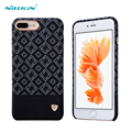 For Apple for iPhone7 Plus Case Nillkin PC+PU Leather Case for iPhone 7 Plus 5.5 inch Hard shell Back Cover for iPhone Cases