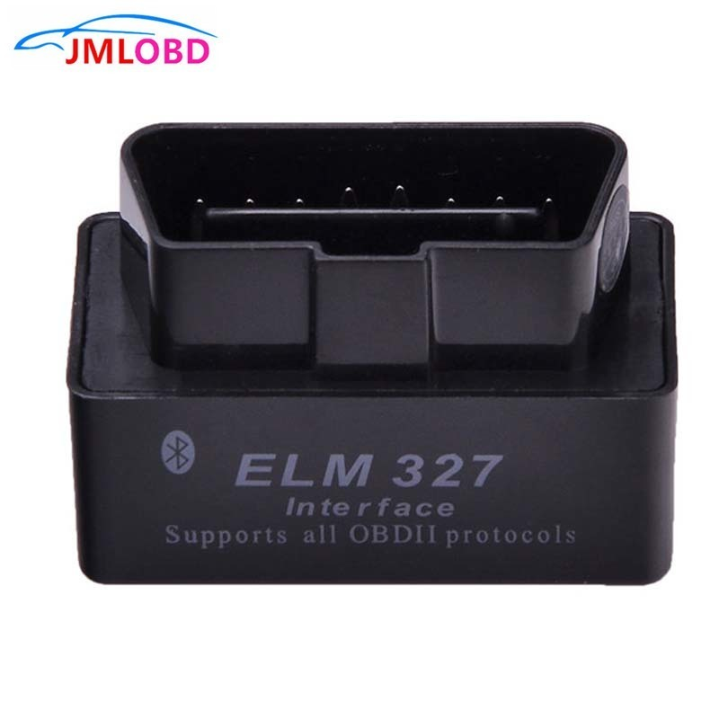 Latest Version V1.5 Super MINI ELM327 Bluetooth OBD OBD2 Wireless ELM 327 Multi-Language Interface For Android Torque/PC