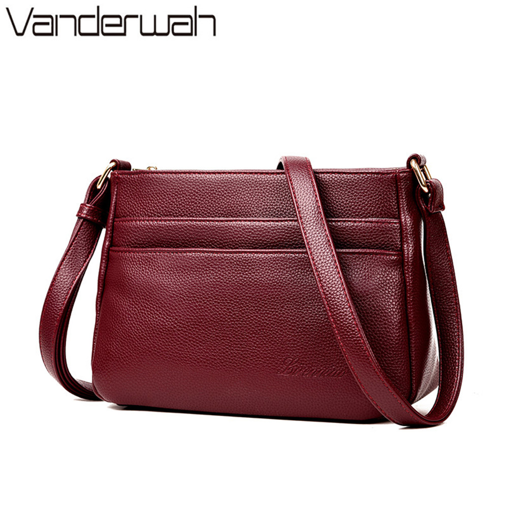 Small Female shoulder bag Soft Leather luxury handbags women bags designer crossbody bags for women Messenger Bags Sac a Main все цены