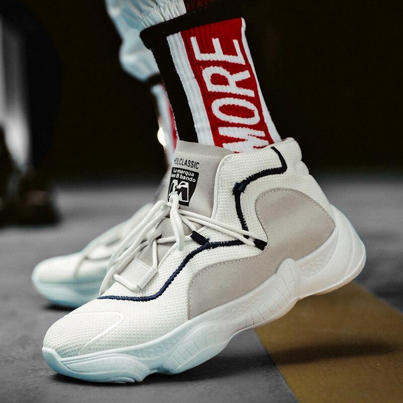 Beige Marche De Feminino Mocassins up Léger Nouvelle Confortable Zapatos 2018 Mâle Lac D'été Respirant noir Chaussures blanc Hommes Maille Tenis RE5qRwT8