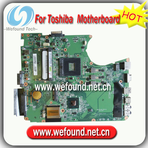 все цены на  100% Working Laptop Motherboard for toshiba A000080670  L750 L755 Series Mainboard,System Board  онлайн