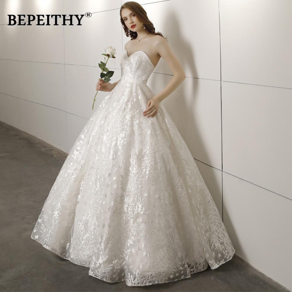 Sweetheart Lace Wedding Dress: New Arrival Sweetheart Ball Gown Wedding Dress Vestido De