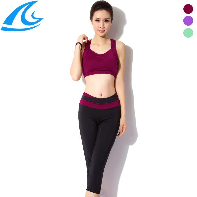 Bra Shorts Running Gym Workout Clothes Fitness Clothing For Women