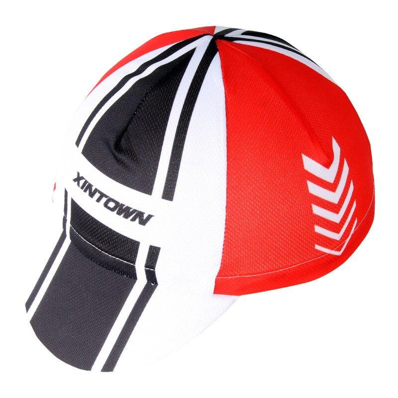 2018 Cycling Cap Arrow Marks Cap Bike Hat Ciclismo Bicicleta Pirate Headband Cycling Cap Bicycle Helmet Wear Cycling Hat 2 color