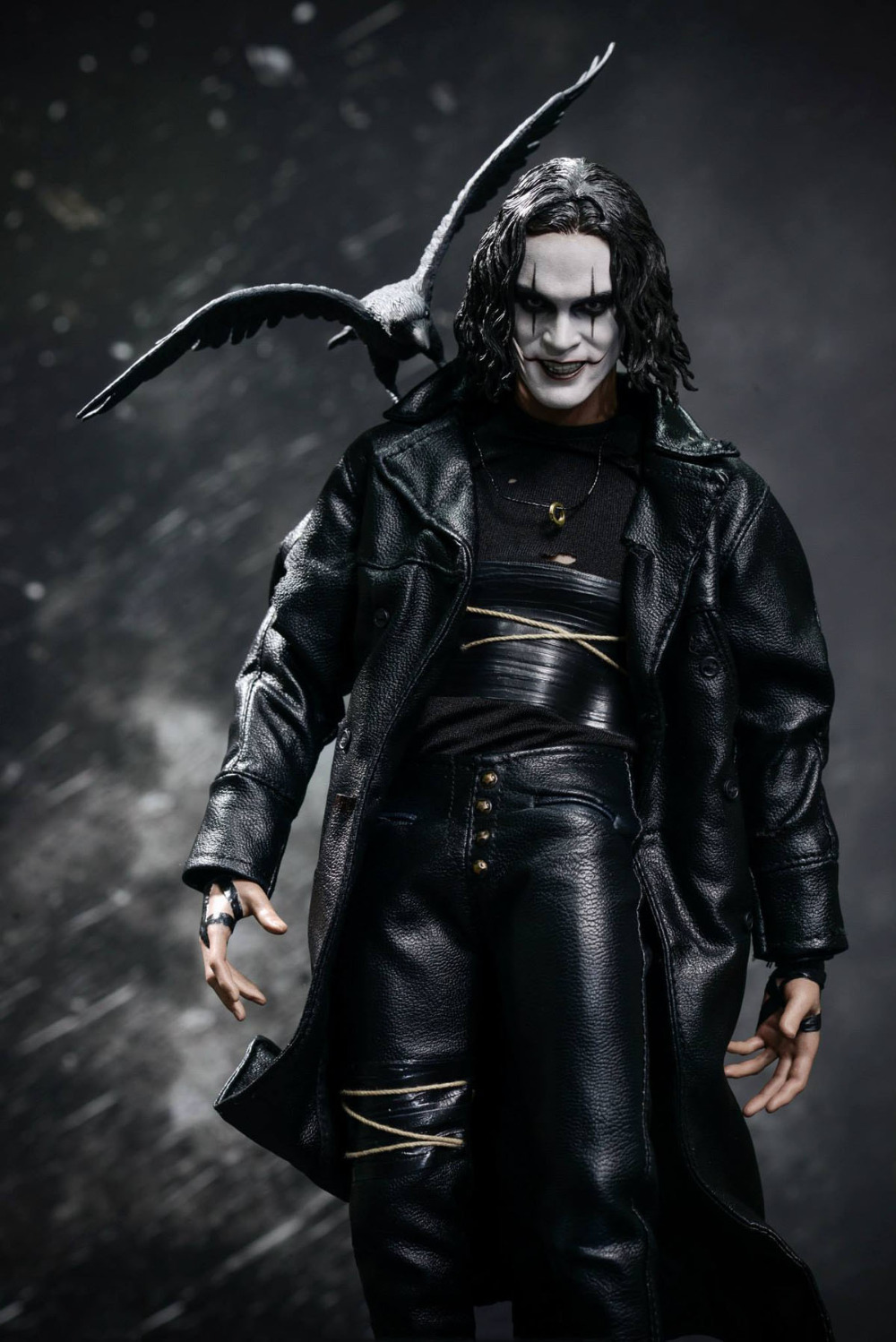 P1658 The Crow Eric Draven Sixth Scale Figure Wallpaper