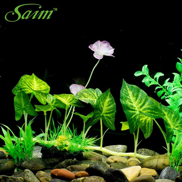 Superb Beautiful Aquarium Plants Aquascaping Tank Decor Lifelike Plant Aquarium  Supplies Deco Aquarium For Fish Tank Decroation