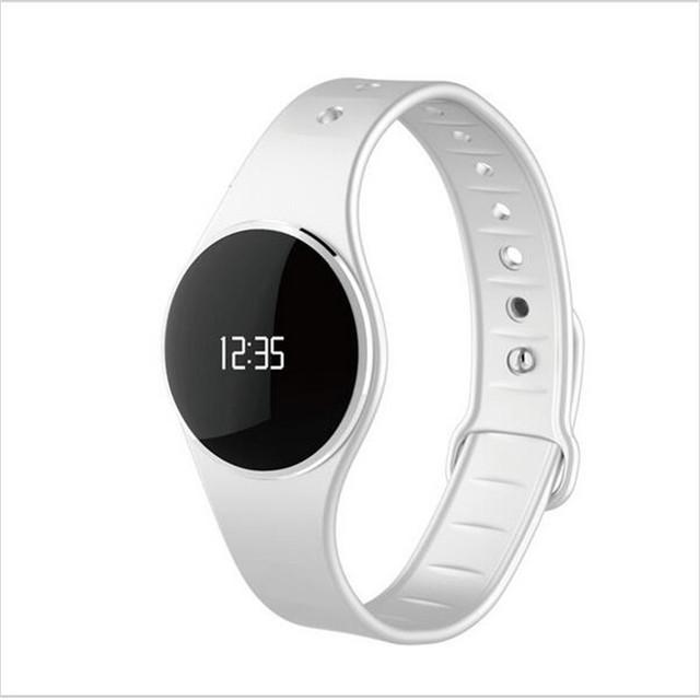 NO. 1 L16 Pulsera Inteligente Bluetooth 4.0 IP67 Táctil Monitor de Sueño Inteligente Pulsera Smartband Gimnasio Rastreador SMS Recordatorio de Llamada