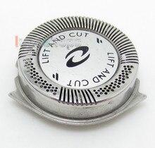 100 unidades/lotes de peças de reparo eletrônico adaptador cabeça cortador de lâmina dupla para hq8 barbeador hq60xx hq73xx hq9x philips norelco spectra