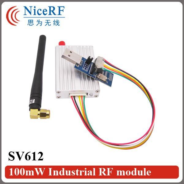 SV612-100mW Industrial RF module-6