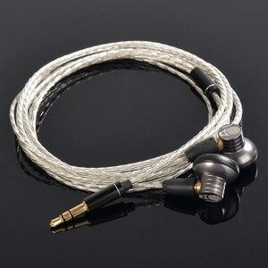 Image 5 - Yeni MusicMake TONEKING TO65/TO180/TO200 yüksek empedans kulaklık HIFI monitör kulaklık yüksek empedans kulaklık MMCX arayüzü