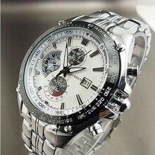 CURREN Hombres Deportes Relojes Hombres Marca de Lujo Hombres de Acero Inoxidable Relojes de Pulsera de Cuarzo Casual Reloj Relogio masculino Reloj hombre