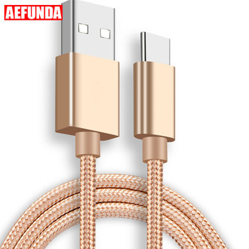 0.25m 1m 2m USB Type C Cable USB C Charging Power Cable Type-C Wire Cord for Samsung Galaxy A50 Huawei P20 Lite Redmi Note 7 image