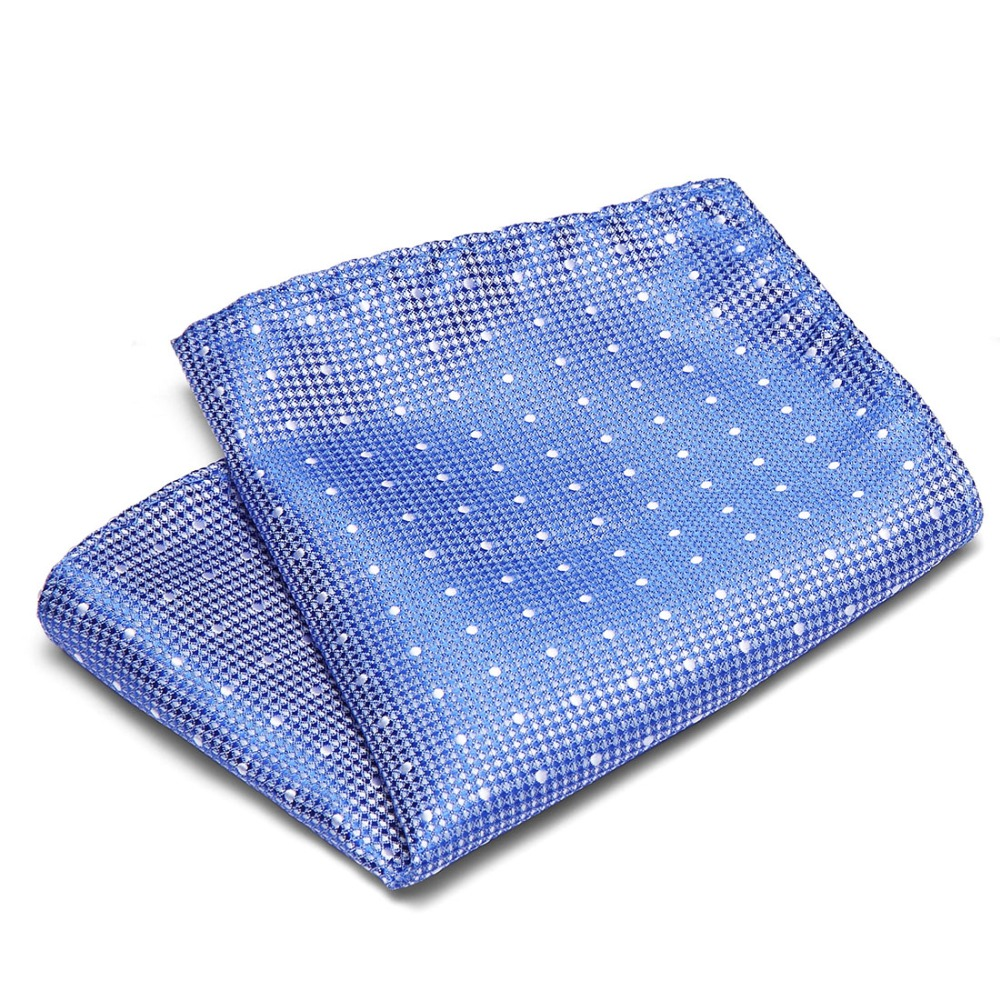 Handkerchiefs Floral Dots Stripes Checks Pocket Squares For Suits New Men 100% Silk Jackets Wedding Party Business