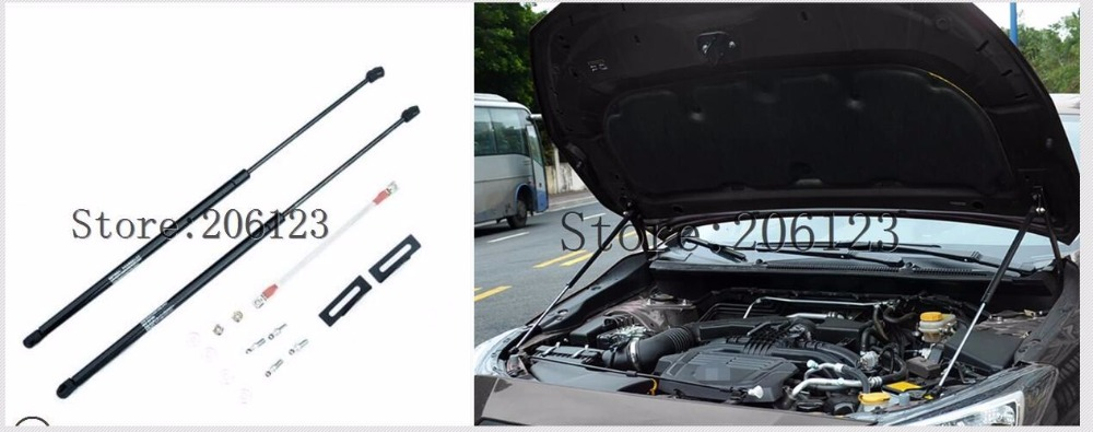 pas cher pour réduction de gros emballage fort US $24.94 22% OFF|FIT FOR Subaru XV 2018 2019 ACCESSORIES CAR BONNET HOOD  GAS SHOCK STRUT LIFT SUPPORT CAR STYLING-in Engine Bonnets from Automobiles  ...