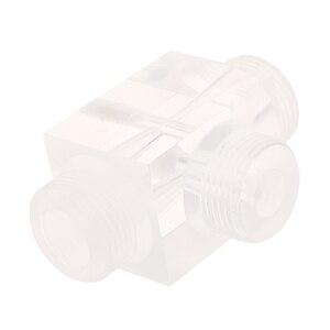 Image 4 - Jet Beluchter Van Venturi Pulsator Injector Voor Water Behandeling Farmaceutische Kit 60X43X43 Mm Gemaakt Van Plexiglas