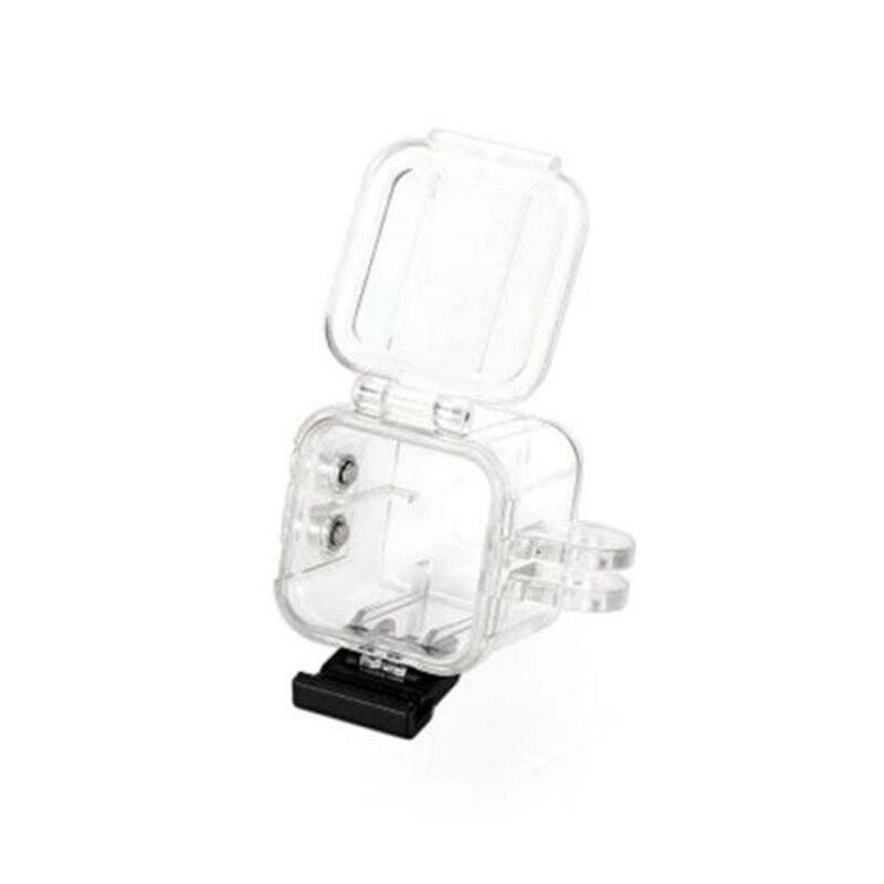 Boîtier étanche Shell pour Véhicule DVR Quelima SQ12 Caméra Accessoires Couleur est Blanc Matériel ABS