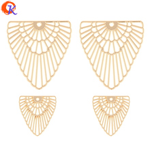 Cordial Design Jewelry Making/Earring Accessories/Sector Shape/Hand Made/DIY Jewelry Parts/Earring Connectors/Earring Findings