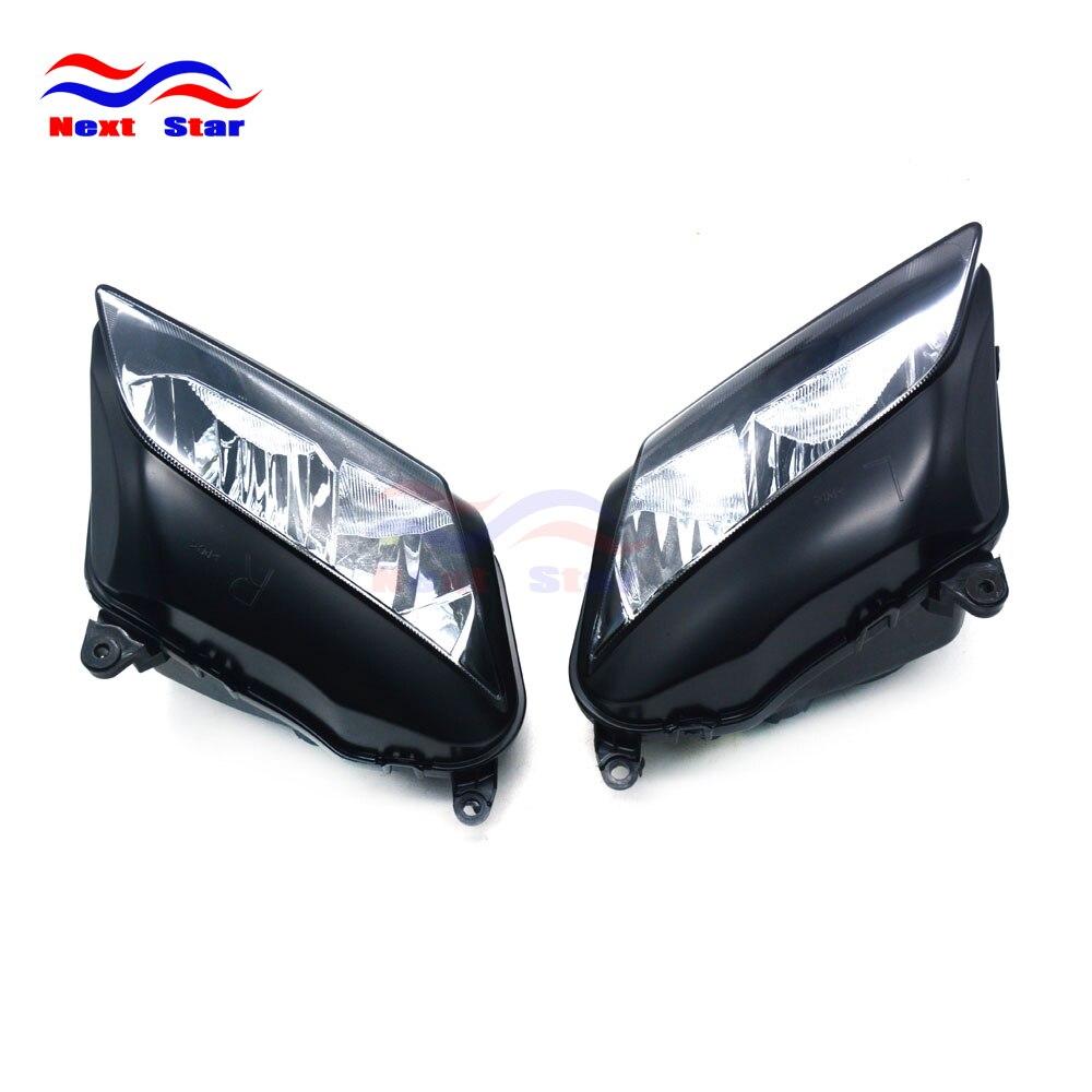 Motorcycle Front Light Headlight Head Lamp For HONDA CBR600 CBR 600 2007 2008 2009 2010 2011 2012 07 08 09 10 11 12 Street Bike