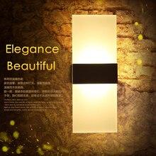 290*110 мм 11.4in * 4.3in Мода Европейском стиле настенный светильник для Крытый стены светодиодного освещения настенный светильник в Помещении декоративные лампы стены