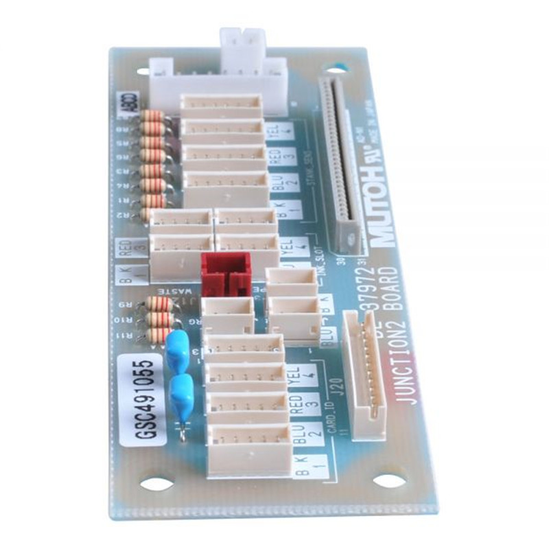 Original Junction 2 Board DG-43396 for Mutoh VJ-1638 / VJ-1638W Printer батарейка duracell lr6 mn 1500 4bl basic aa