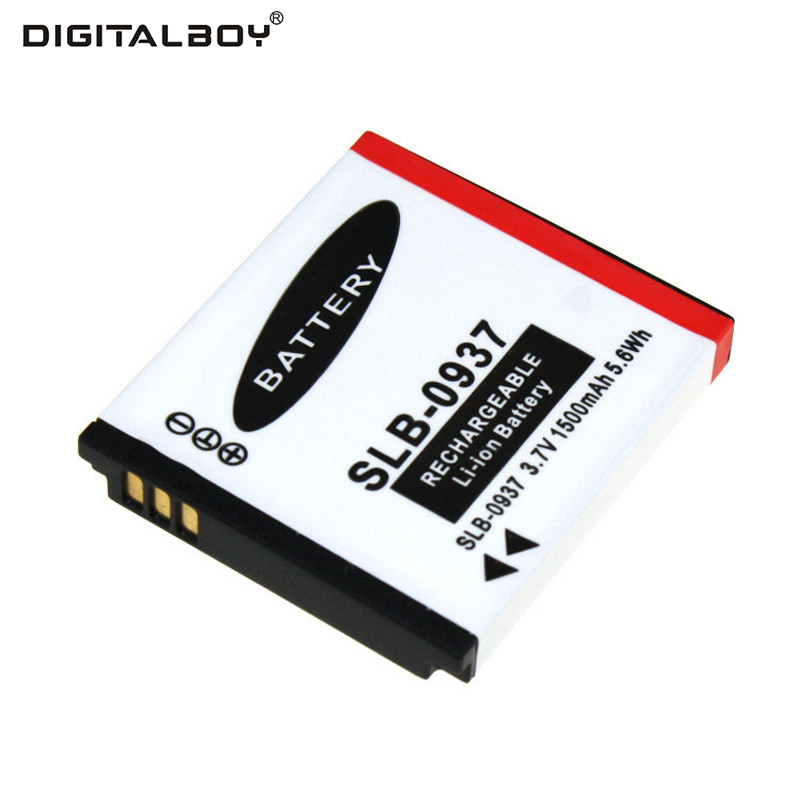 Digital Boy High Quality 1pcs Battery SLB-0937 SLB 0937 SLB0937 Rechargeable Camera Battery For Samsung L730 L830 i8 NV33 NV4 line hunting sensor module for arduino works with official arduino boards