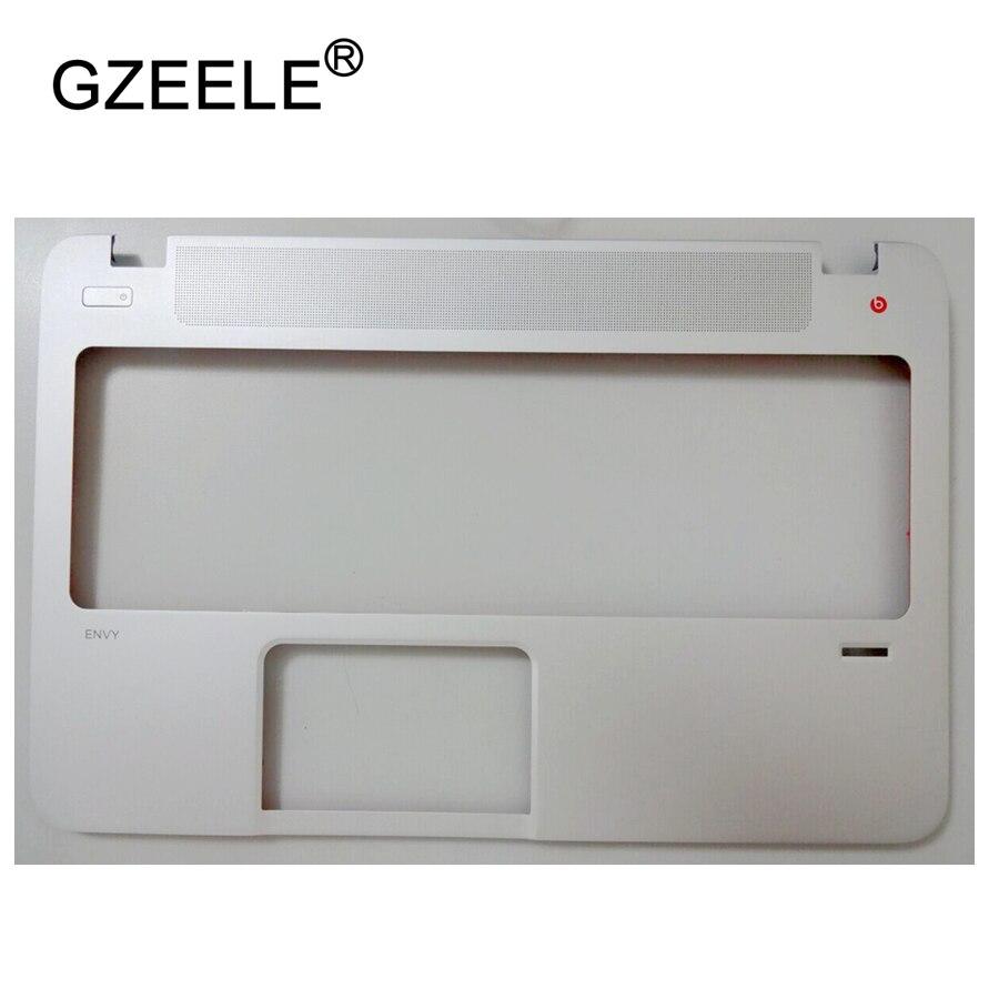 GZEELE utilizzato Per HP Envy 15 15-J 15-J013CL 15-J053CL Palmrest 720570-001 6070B0664001 C Borsette superiore caso di alta copertura tastiera lunetta