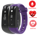 Smart Band ZB49 Bracelet Blood Oxygen Oximeter Heart Rate Sleep Monitor Sport Wristwatch Fitness Health Tracker For Huawei Men