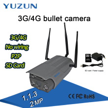 1080P 960P wireless 3g 4g bullet camera ip surveillance font b outdoor b font camera IP67