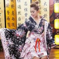 Nouvelle Mode Chaude Sang Japonais Kimono Cosplay Lolita Anime Maid Uniforme Outfit Costumes Robe À La Mode Anime Cosplay Robe LB