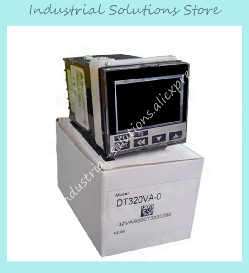 New Original Temperature Controller DT320VA-0 DT3 80~260V 48*48mm Output 12V Thermostat styb wenzhou instrument st818a 1k 03 80 12 00 0 temperature controller 4 20ma output