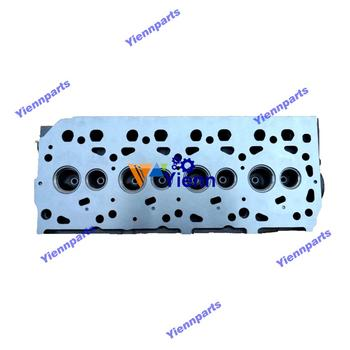 New For Mitsubishi S4L S4L2 Cylinder Head 31A01-15011 Fit MITSUBISHI S4L-61CTDG S4L2 Diesel Engine Spare Parts
