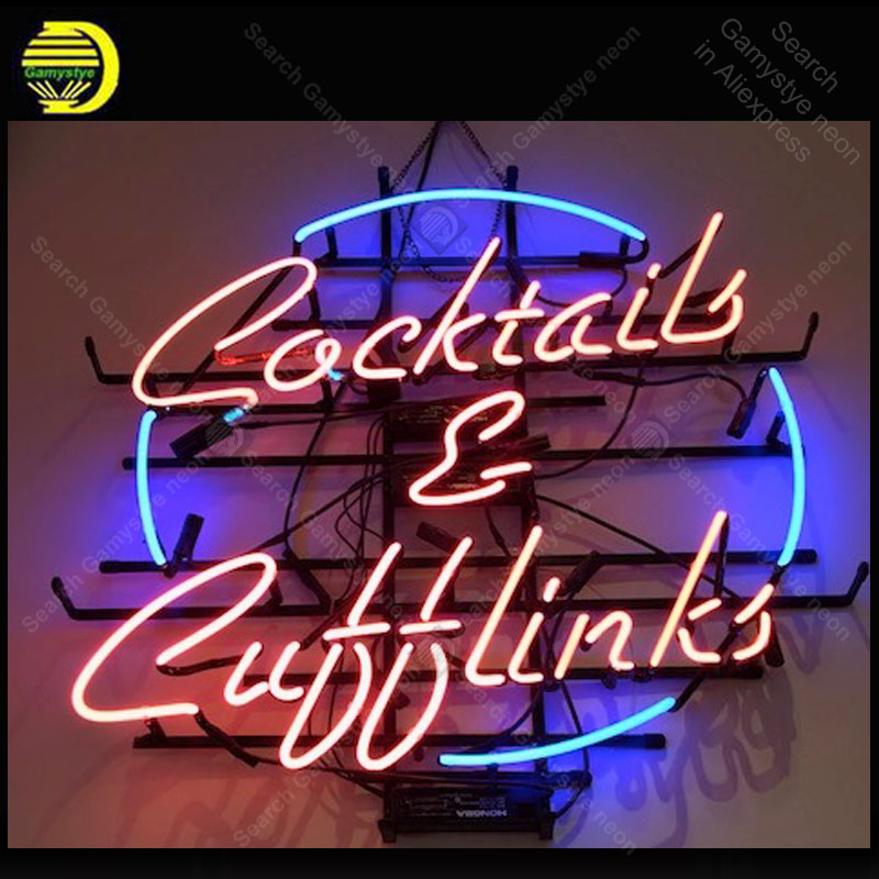 Light Bulbs Neon Bulbs & Tubes Obliging Neon Sign For Cocktails Beer Pub Store Display Restaurant Indoor Signs Handcrafted Night Neon Signs For Sale