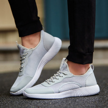 Fine Zero New Tenis Feminino 2017 Men Casual Shoes Summer Breathable Lace up Flats Fashion Light Male Footwear Big Size 35-48