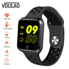 VOULAO S226 Smart Watch Men Bluetooth Smartwatch Heart Rate