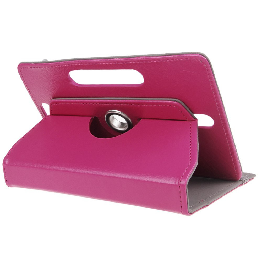 Myslc 360 Degree Rotating Cover for Acer Iconia Tab A110 7 Inch Tablet PU Leather Protective Case