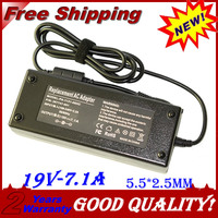 19V 7.1A 5.5*2.5MM 135W Replacement Universal Notebook For Acer Laptop AC Charger Power Adapter High quality
