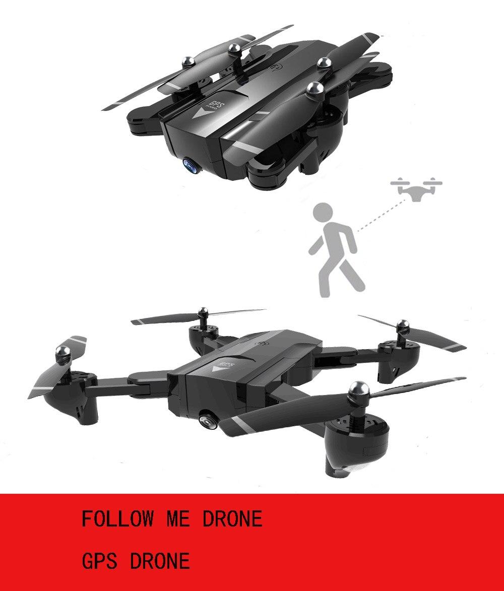1080 P SG900 S gps Drone с Камера HD 720P Профессиональный FPV Wi-Fi Радиоуправляемый Дрон высота Удержание Радиоуправляемый квадрокоптер PK S20 CG033 B5W
